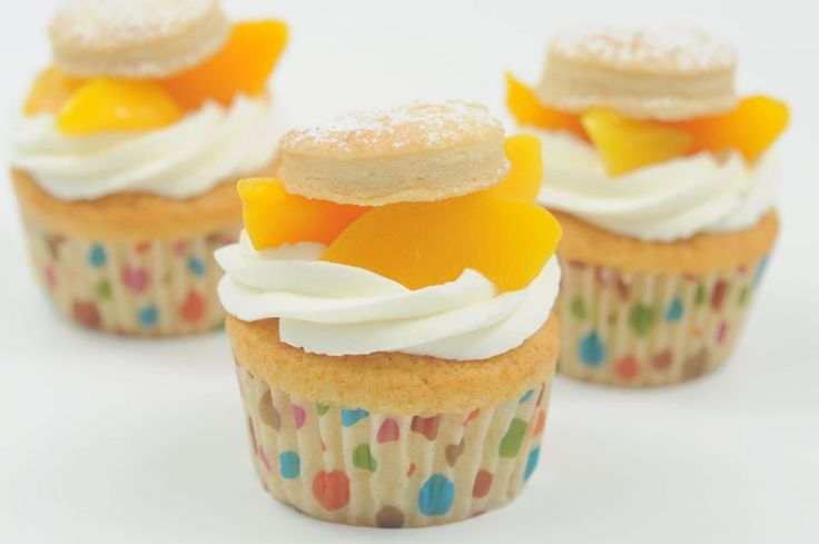cream frosting whipped cream frosting with peaches recipes dishmaps ...