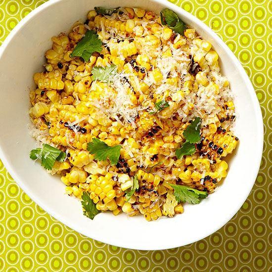 Mexican-Style Corn | Bon Appetit | Pinterest