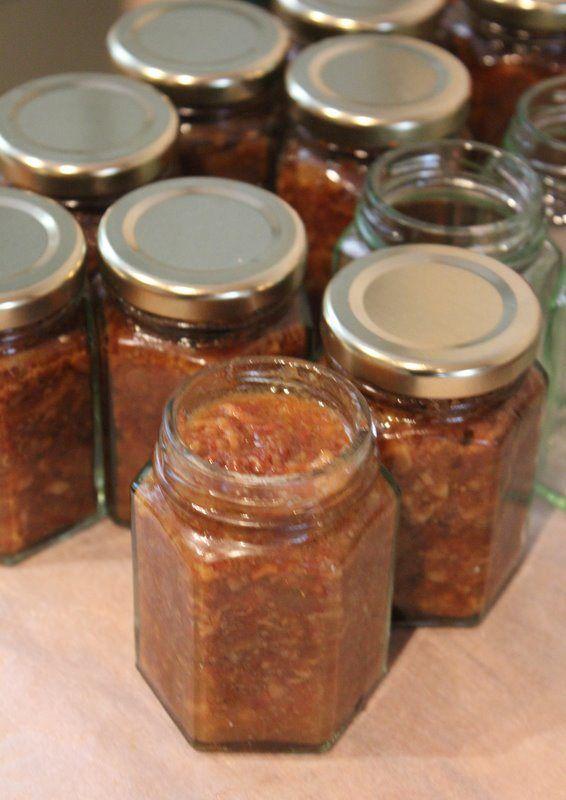 Whiskey bacon jam | Food: Pantry Necessities | Pinterest