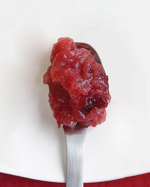 Cranberry Applesauce | Cranberry recipes | Pinterest