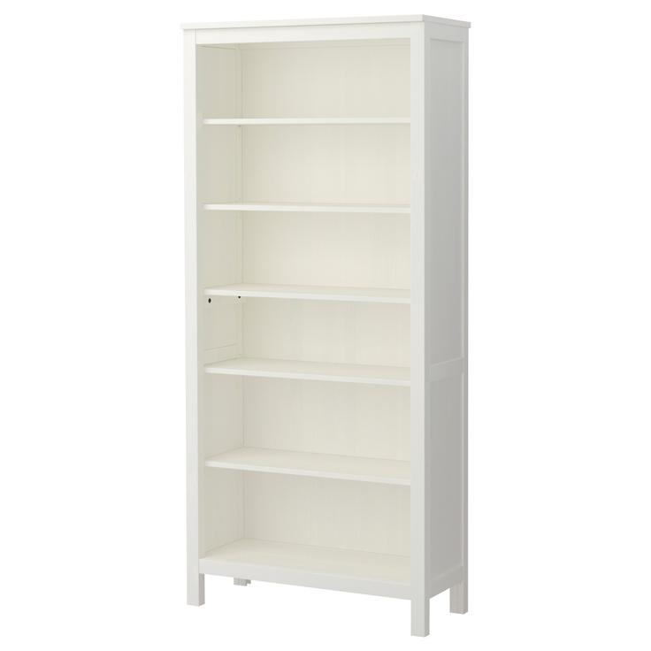 Ikea white bookcases photo for Brusali bookcase
