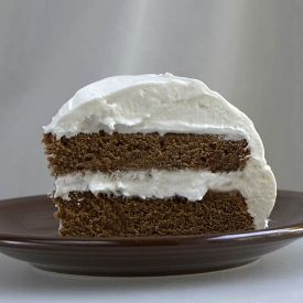 Cake - Light devil's food cake with old-fashioned marshmallow icing ...