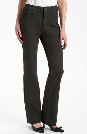 Nordstrom Half-Yearly Sale: NYDJ Stretch Ponte Trousers, 58.80