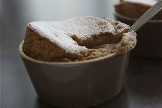 Eric Lanlard's Gingerbread Souffle Recipes — Dishmaps