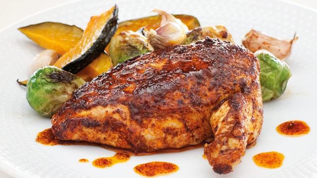 smoked paprika chicken | chicken | Pinterest