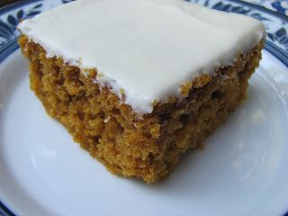 That skinny chick can bake!!!: Pumpkin Bars