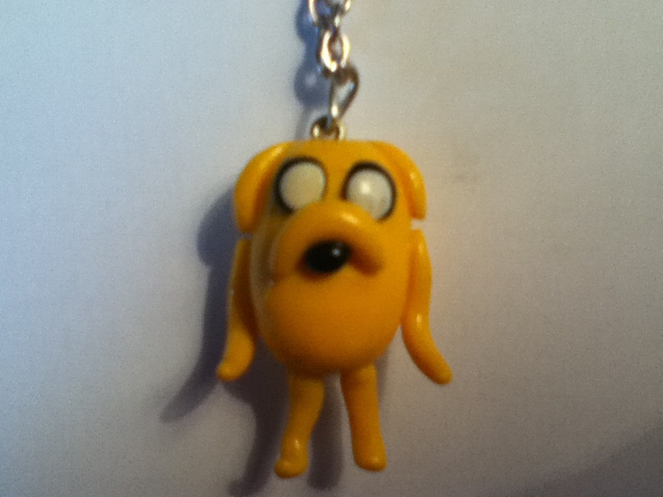 Chibi Adventure Time Jake the Dog