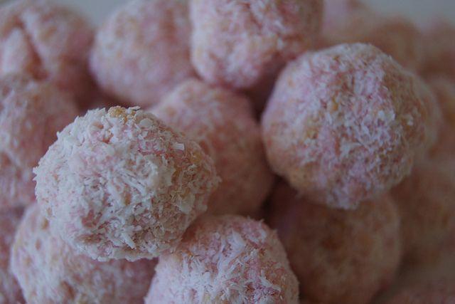 Pink Snowballs | Recipe