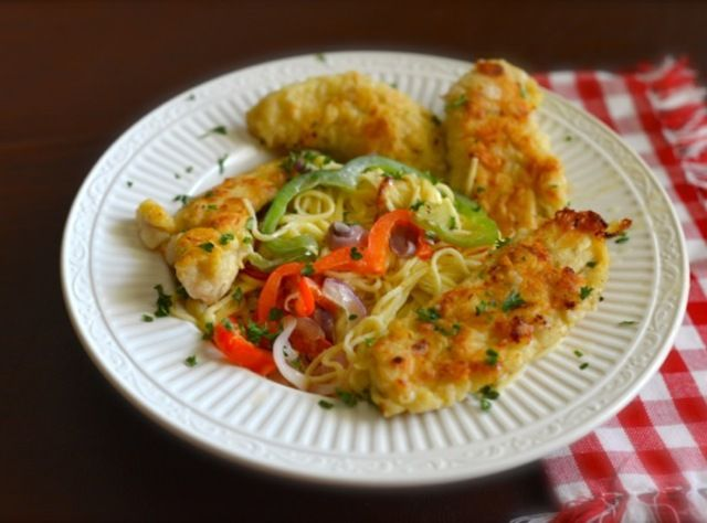 Olive Garden Chicken Scampi Yum Pinterest