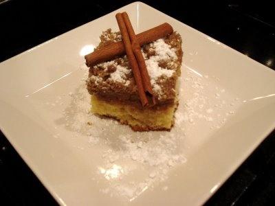 Classic Crumb Cake   cakes   Pinterest