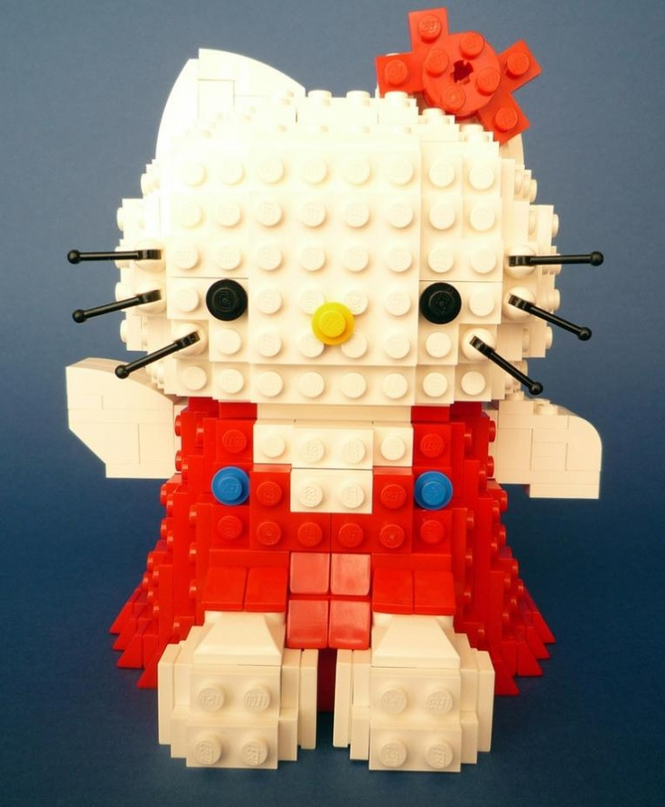 LEGO Hello Kitty  Hello Kitty (or as AA says,