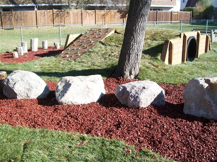 Backyard Playground Ground Cover : ground cover for playground area natural playgrounds