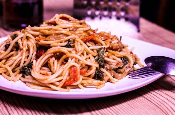 ... eggplant soup roasted eggplant pasta recipes dishmaps roasted eggplant