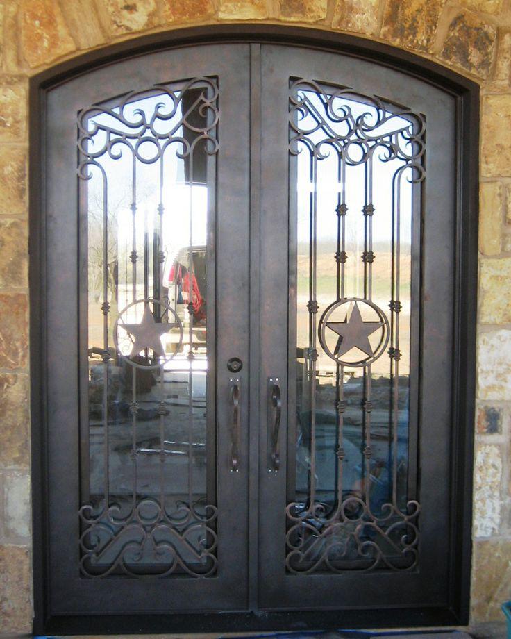 Lone Star Iron Doors