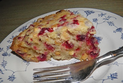 Crustless Cranberry Nut Pie | What I Eat | Pinterest