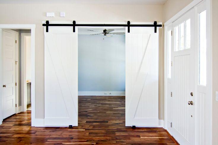 Interiors  barn doors, sliding doors  Interior finishing  Pinterest