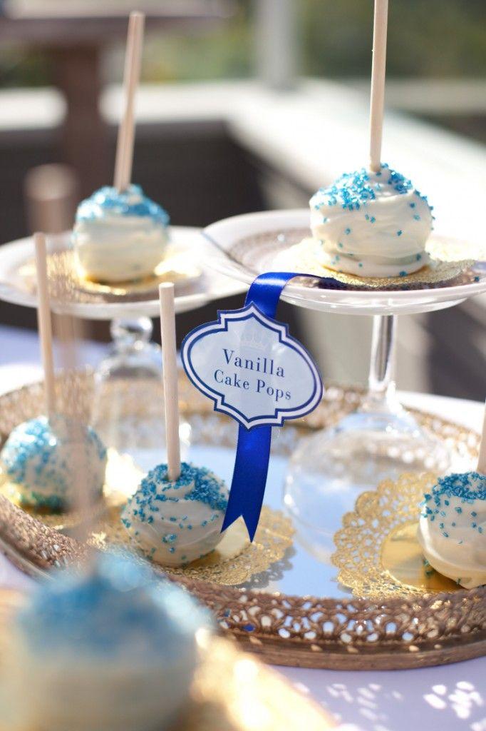 Vanilla Cake Pops Recipe — Dishmaps