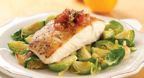 White Fish Provençal | Food | Pinterest