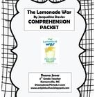 Lemonade war common core aligned higher level thinking questions