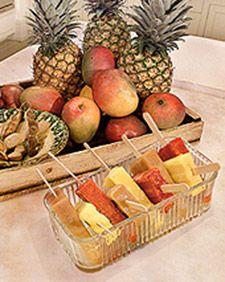 Mexican Fruit Pops | Food & Edibles | Pinterest