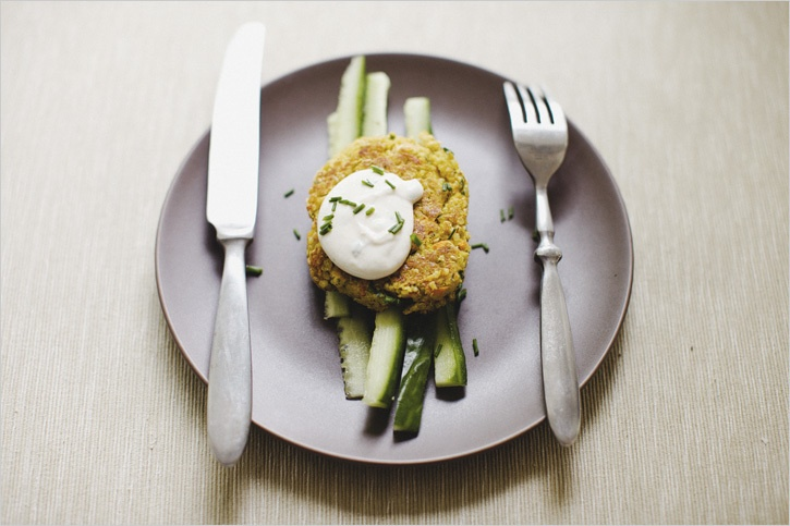Quinoa Falafels with Tahini Sauce   Mmm...yummy!   Pinterest