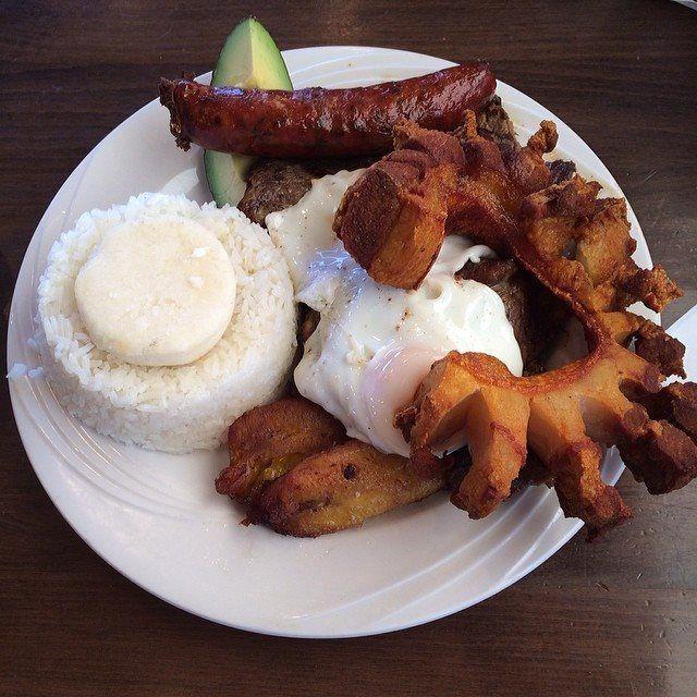 gastronomia colombiana comida colombiana pinterest