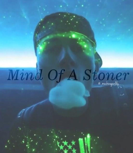 mind of a stoner machine gun
