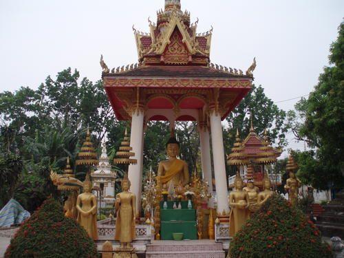 Chùa Sisaket tại Viêng Chăn, Lào