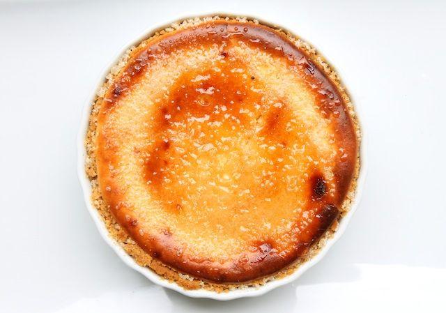 Creme brulee cheesecake | Yummy In My Tummy | Pinterest
