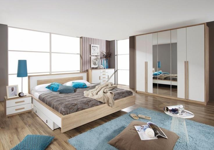 Nauhuri.com | Schlafzimmer Weiß Komplett ~ Neuesten Design ... Schlafzimmer Komplett Modern Weiss