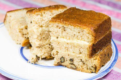 Orange Walnut Cake P10 | Diet Food | Pinterest