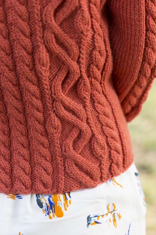 Currant Cardigan - Knitting Daily Knitting pattern Pinterest