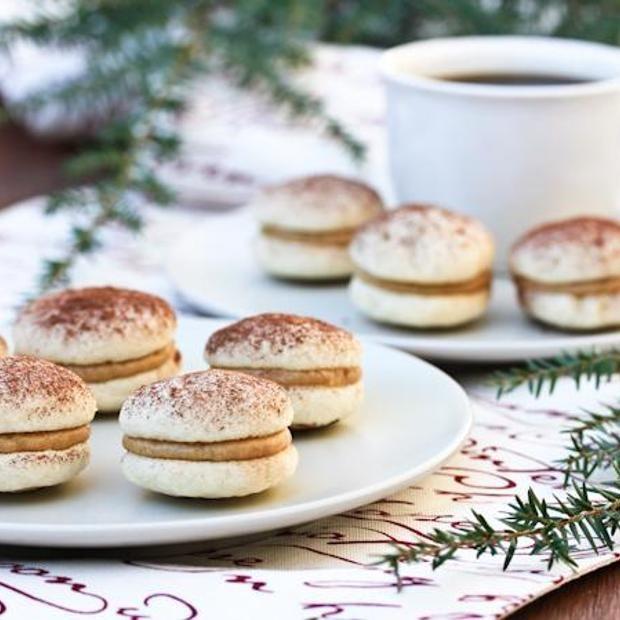 Tiramisu Cookies | Cookies and Bars | Pinterest