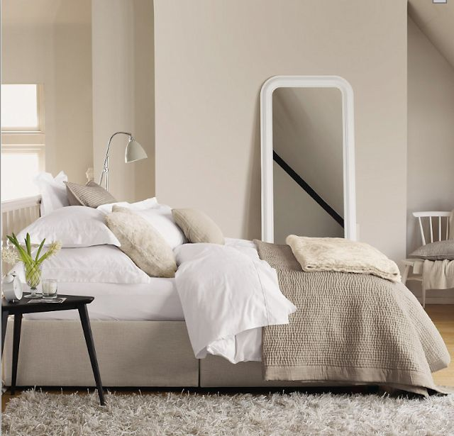 Neutral calming bedroom home decor ideas pinterest for Neutral bedroom ideas pinterest