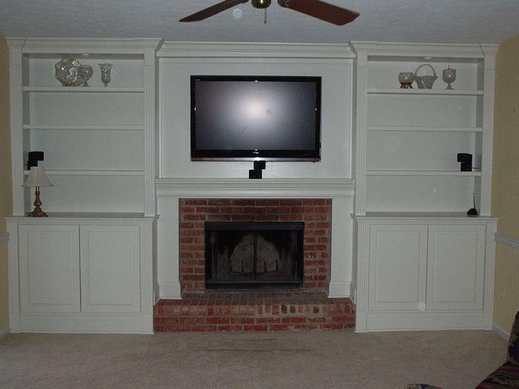custom entertainment center living room ideas pinterest