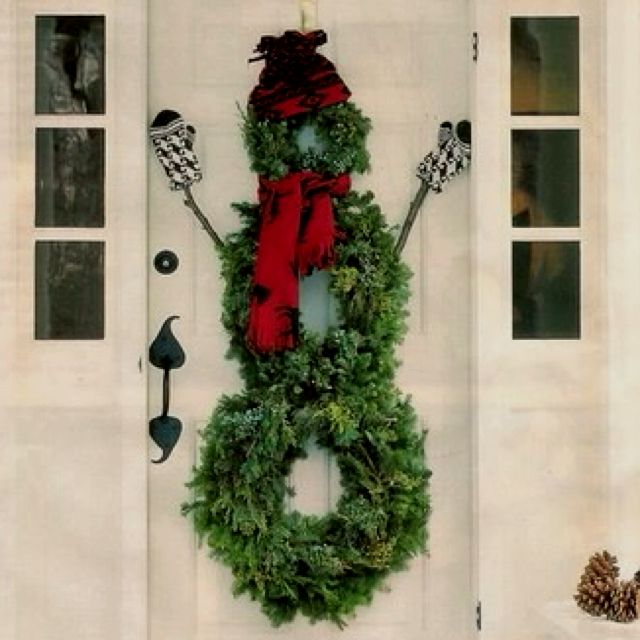 Holiday door decorations | Holidays,Parties and Decorations