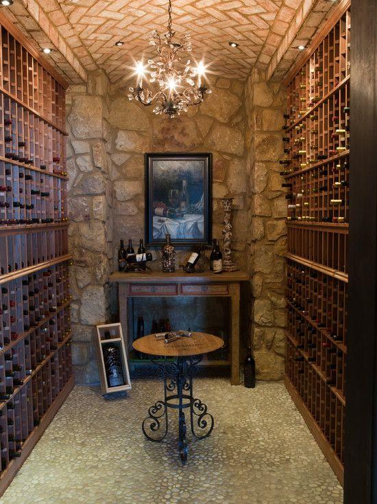 Home Wine Cellar Design Ideas Alluring Design Inspiration