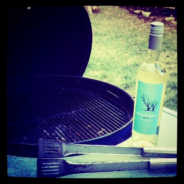 Grill Out...Drink Torrontés