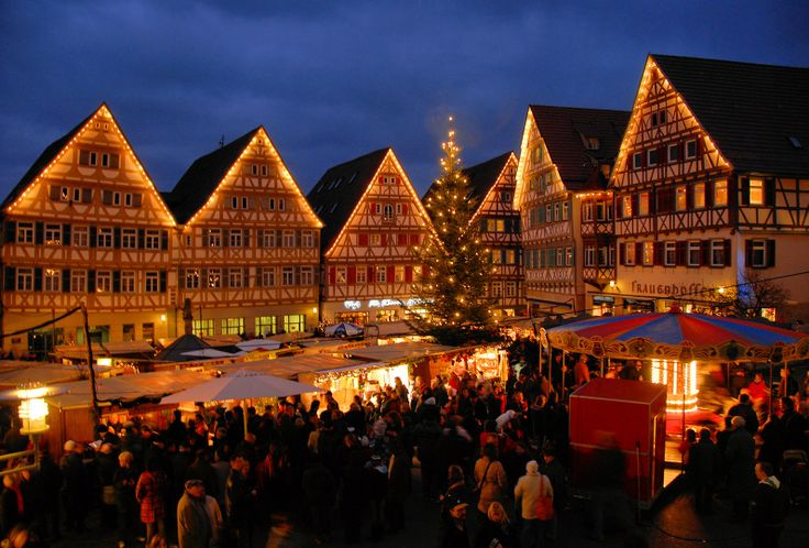 Herrenberg Germany  city photo : Christmas Market, Herrenberg, Germany | Someday.....Places to See ...