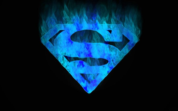 blue superman symbol smallvillesuperman pinterest