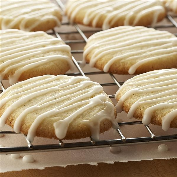 Lemon Glaze cookies | Food Porn | Pinterest
