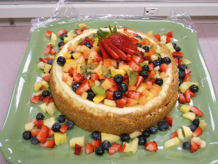 Tropical Cheesecake | Just desserts!!! | Pinterest
