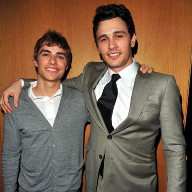 The Franco brothers   ...
