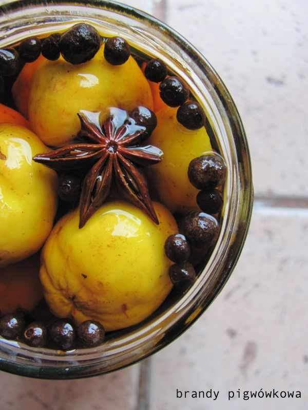 Japanese quince brandy | In my kitchen (own pics) | Pinterest