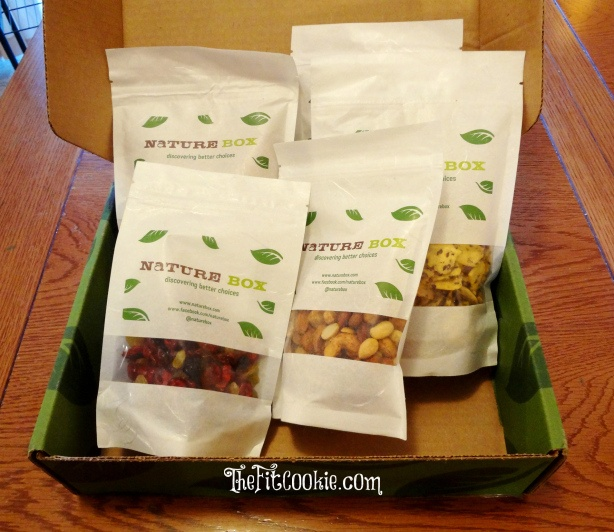 NatureBox Review | The Fit Cookie | Pinterest