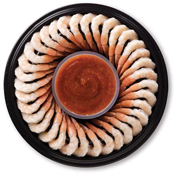 Shrimp Platter From Publix