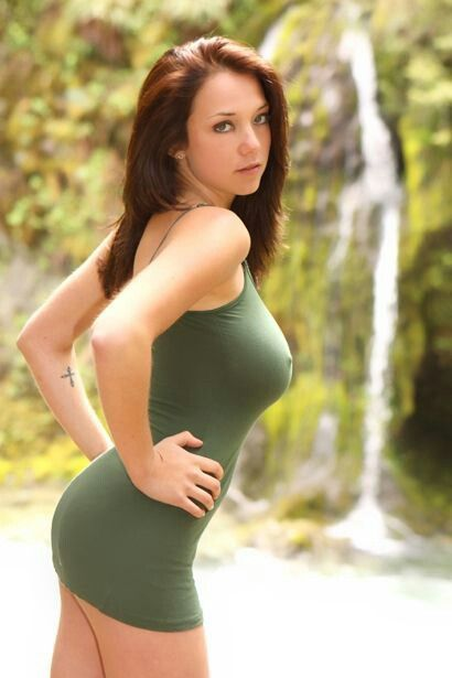 Hot Girls Tight Dresses