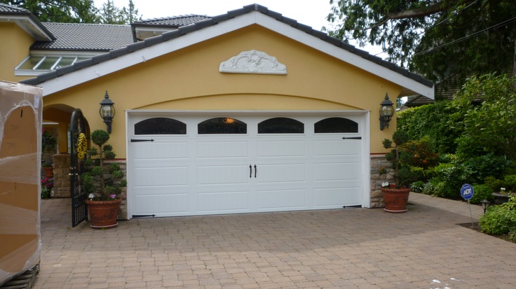 Pin by vicki megenity jones for 16x7 garage door with windows