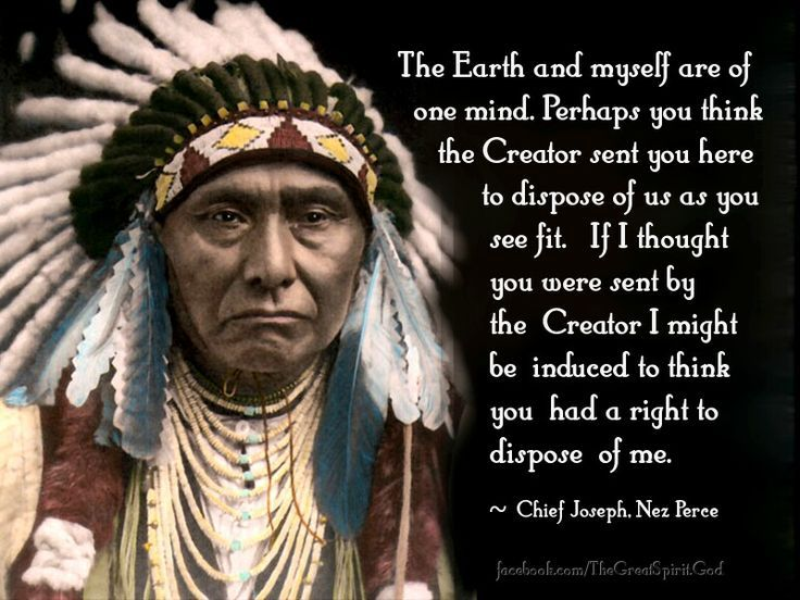 source review of chief josephs speech an He who led the young men chief joseph's younger brother, olikut, was the leader of the warriors surrender speech of chief joseph webtext by mary lou mccloskey, phd.