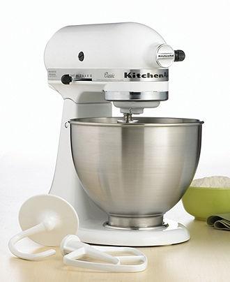 kitchenaid mixer food processor attachment manual